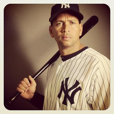 Tampa, FL - February 27: New York Yankees Photo Day - Alex Rodriquez