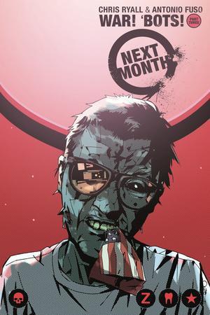 Zombies vs. Robots: No. 9 - Bonus Material