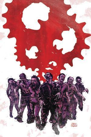 Zombies vs. Robots: Undercity - Cover Art