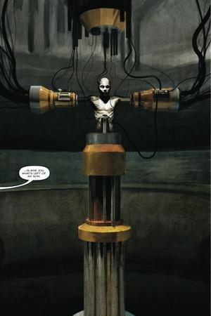 Zombies vs. Robots - Full-Page Art