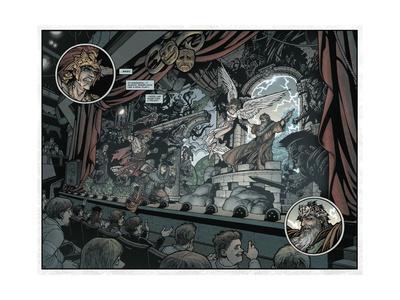 Locke and Key: Volume 2 - Page Spread