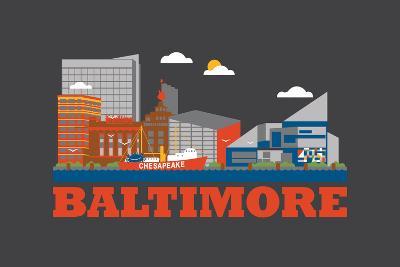 City Living Baltimore Asphalt