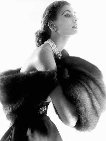 Vogue - August 1954