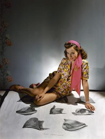 Vogue - January 1941