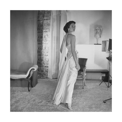Vogue - August 1953