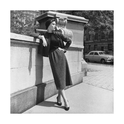 Vogue - October 1952