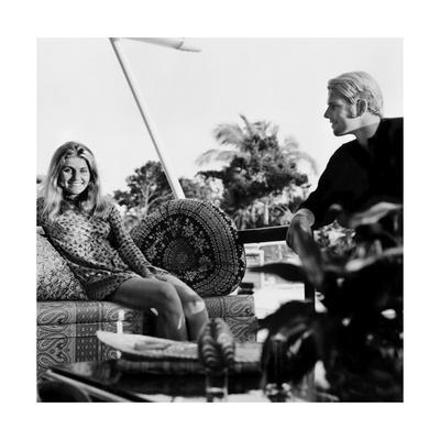 Mr. Barend Van Gerbig Ii and His Wife