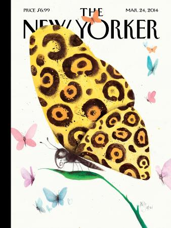 The New Yorker Cover - March 24, 2014
