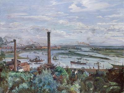 View of Kohlbrand, 1911