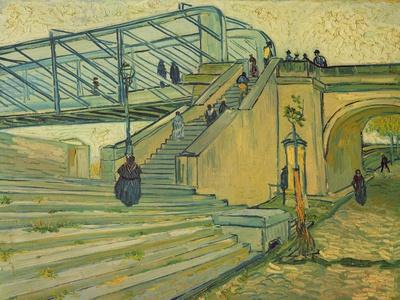 Bridge of Trinquetaille, 1888