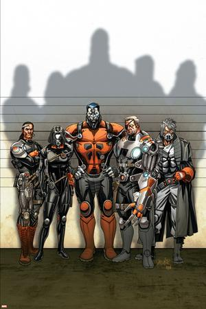 Cable and X-Force No. 1: Colossus, Cable, Dr. Nemesis, Domino, Forge