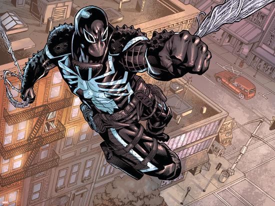'Ultimate Spider-Man Style Guide: Agent Venom' Print ... - photo#36