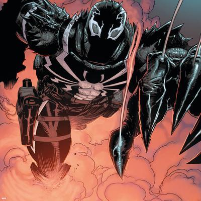 'Ultimate Spider-Man Style Guide: Agent Venom' Prints ... - photo#42