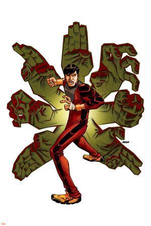 Deadly Hands of Kung Fu No. 1: Shang-Chi