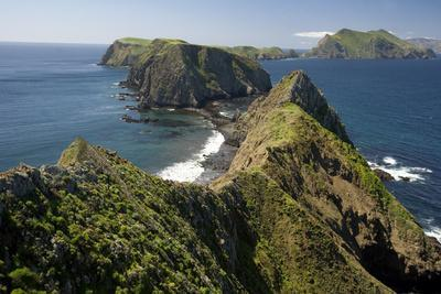 Inspiration Point on Anacapa Island in Channel Islands National Park