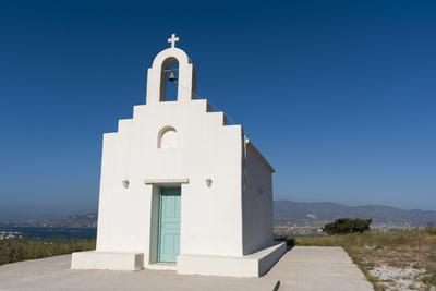 A Small Chapel on Antiparos Island