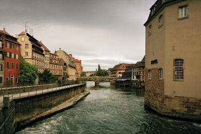 The Petit France Area of Strasbourg