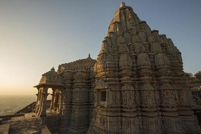 The 11th C. Samdhishvara Temple to Siva at Chittaurgarh Fort