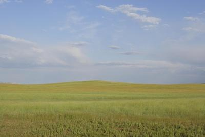 A Landscape Near Zion National Park