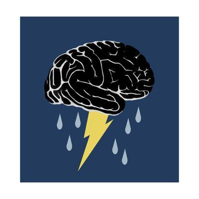 Brainstorm, Conceptual Illustration