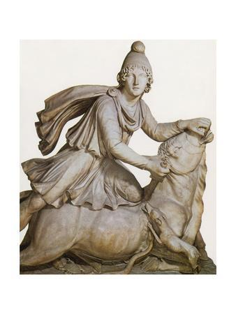 Mithras Slaying the Great Bull