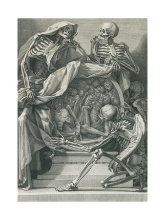 Danse Macabre, 17th Century