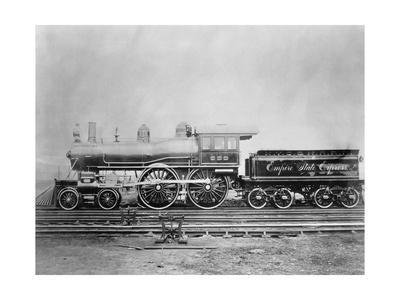 Empire State Express No. 999