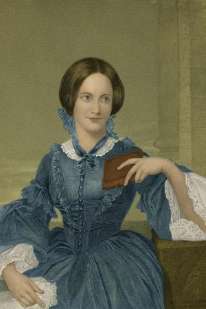 Charlotte Bronte, English Author