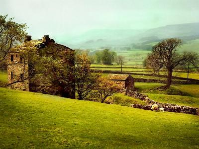In the Yorkshire Dales