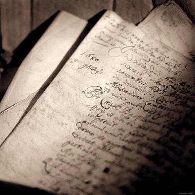 Detail of Manuscript