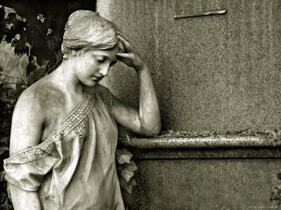 Cemetery Statues, no. 6