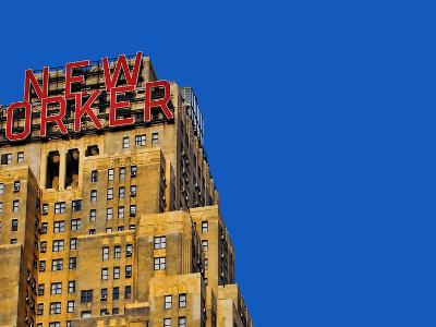 The New Yorker Hotel, Midtown Manhattan, New York City