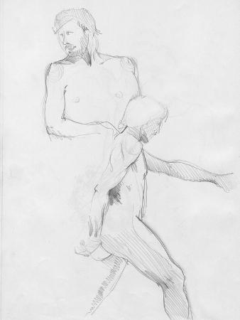 Male Life Model II