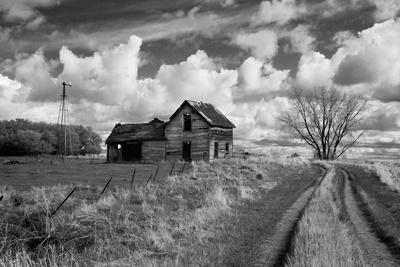 Derelict Barn in Usa
