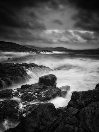 Crashing Down Photographic Print by David Baker at ...