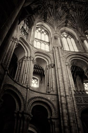 'Norwich Cathedral Interior' Photographic Print - Tim Kahane ...