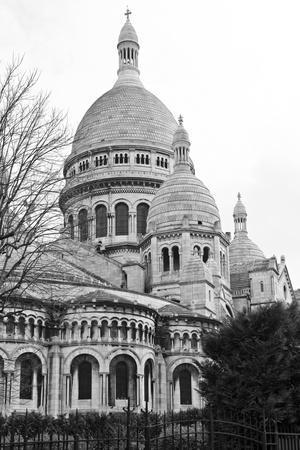 Sacre-C?ur Basilica - Montmartre - Paris - France