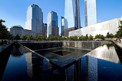 Memorial - World Trade Center - New York - United States