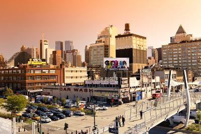 Urban Landscape - Car wash - Manhattan - New York City - United States