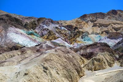 Artist's Palette - Death Valley National Park - California - USA - North America