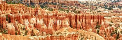 Panoramic Landscape - Bryce Amphitheater - Utah - Bryce Canyon National Park - United States