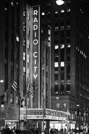 Radio City Music Hall - Manhattan - New York City - United States
