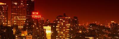 Panoramic - The New Yorker - Manhattan - New York City - United States