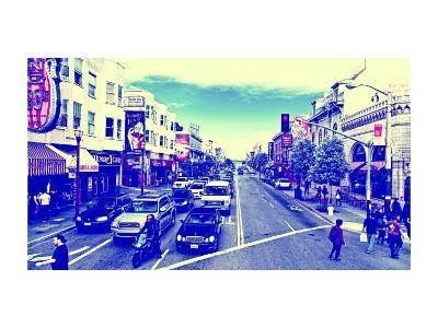 Broadway Street - Downtown - San Francisco - Californie - United States