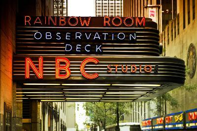 Nbc studios - Manhattan - New York City - United States