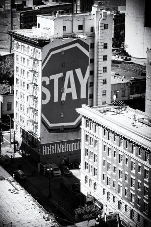 Metropolis Hotel - Mason Street - Downtown - San Francisco - Californie - United States