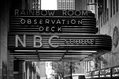 Nbc studios - Manhattan - New York City - United States