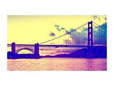 Sunset - Golden Gate Bridge - San Francisco - California - United States