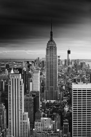 Empire State Building - Sunset - Manhattan - New York City - United States