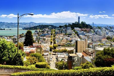 LombArt Street - Downtown - San Francisco - Californie - United States